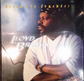 SALE ITEM - Lloyd Brown - Dreams To Remember... (VP Records) LP